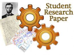 Example of a science investigatory project research paper